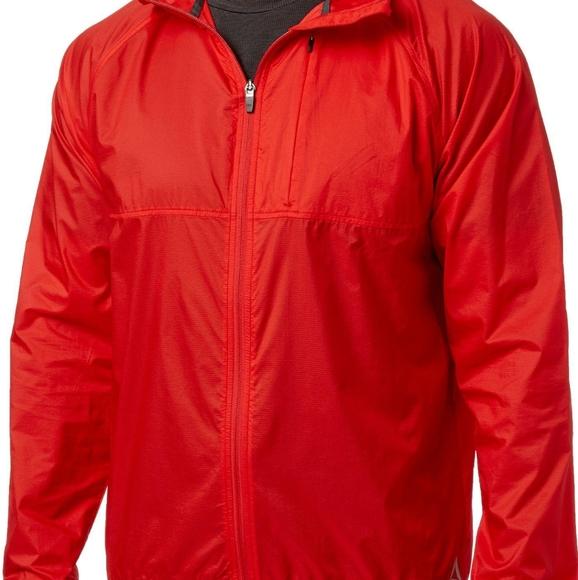 Reebok Other - Reebok men's windbreaker jacket with a hood